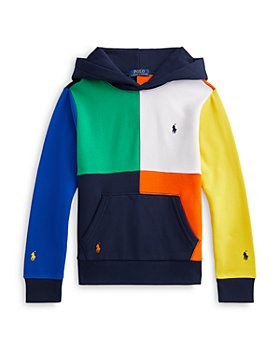 Ralph Lauren - Boys' Colorblock Hoodie - Little Kid, Big Kid