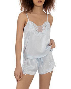 In Bloom by Jonquil - Satin Cami & Shorts Pajama Set
