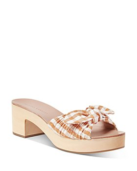Loeffler Randall - Women's Regina Slip On Sandals