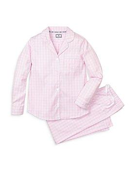 Petite Plume - Gingham Cotton Pajama Set