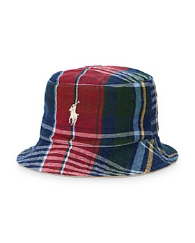 Polo Ralph Lauren - Reversible Madras Bucket Hat