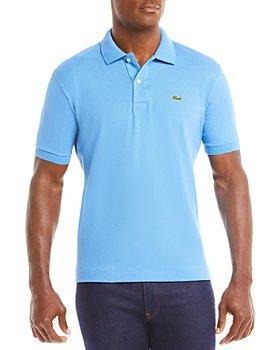 Lacoste - Lacoste Classic Cotton Piqué Fashion Polo Shirt
