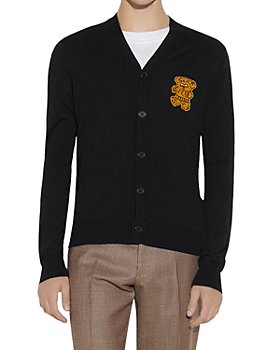 Sandro - Teddy Bear Cardigan