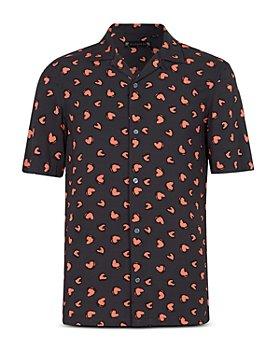 ALLSAINTS - Slim Fit Romanza Shirt