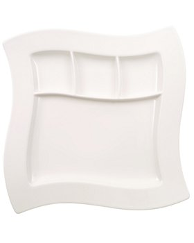 """Villeroy & Boch - """"New Wave"""" Grill Plate, Small"""