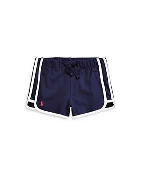 Ralph Lauren - Girls' Mesh Shorts - Little Kid