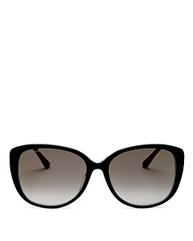 Jimmy Choo - Women's Cat Eye Sunglasses, 57mm