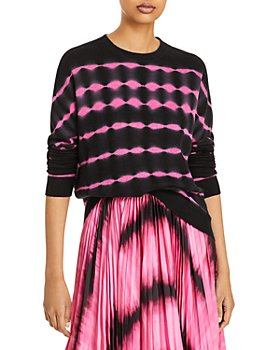 Alice and Olivia - Gleeson Tie Dyed Sweater