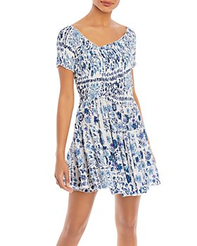 Poupette St. Barth - Soledad Mini Dress