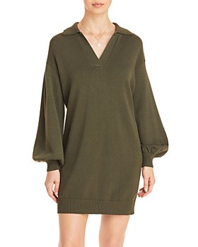 LINI - Everlee Slouchy Polo Dress - 100% Exclusive