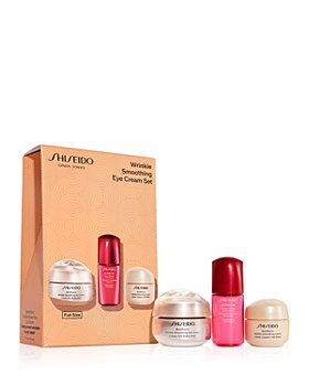 Shiseido - Benefiance Wrinkle Smoothing Eye Cream Set ($111 value)