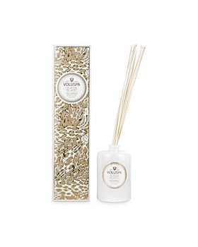 Voluspa - Suede Blanc Home Ambience Reed Diffuser