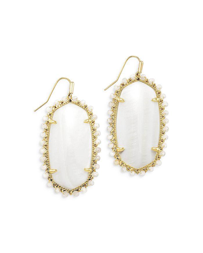 KENDRA SCOTT Earrings DANIELLE BEADED STATEMENT EARRINGS