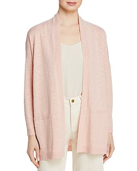 Eileen Fisher - High Collared Cardigan