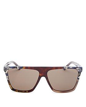 Loewe - Women's Flat Top Sunglasses, 60mm