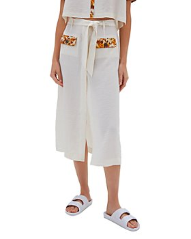 Jonathan Simkhai - Luella Midi Cover-Up Skirt