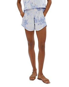 Jonathan Simkhai - Evie Tie Dyed Pull On Shorts
