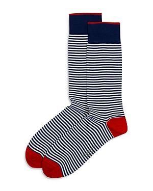Palio Stripe Crew Socks