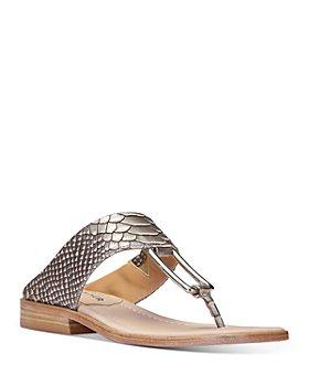 Donald Pliner - Women's Lonnie Buckle Thong Sandals