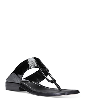 Women's Lonnie Buckle Thong Sandals