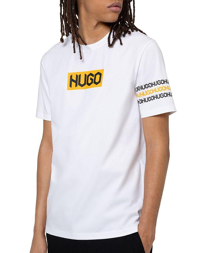 Hugo Cottons DAKE TIRE LOGO TEE