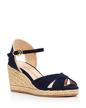 Stuart Weitzman - Women's Mirela Espadrille Wedge Sandals