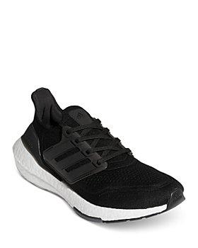 Adidas - Women's Ultraboost 21 Knit Fabric Running Sneakers