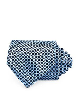 Ermenegildo Zegna Floral Silk Classic Tie
