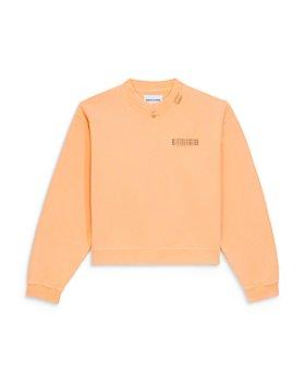 The Kooples - Pierced Neck Sweatshirt