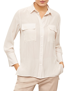 Noe Over-Sized Button-Down Shirt