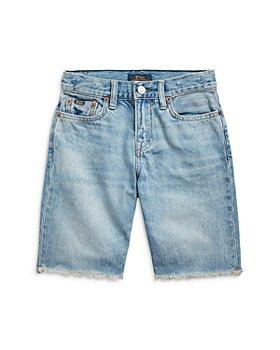 Ralph Lauren - Boys' Sullivan Denim Shorts - Little Kid, Big Kid