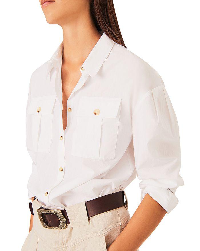 ba&sh - Pepa Safari Shirt