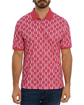 Robert Graham - Golf Print Classic Fit Polo Shirt