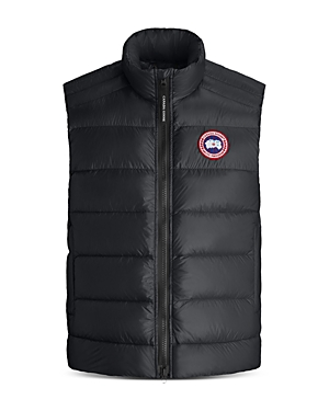 Canada Goose Vests CROFTON CHANNEL QUILTED DOWN VEST