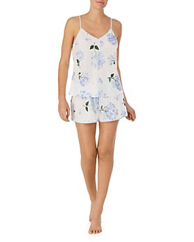 kate spade new york - Floral Cami Short Pajama Set