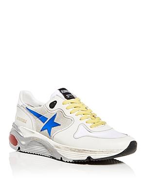 Golden Goose Deluxe Brand Men's Running Sole Low Top Sneakers