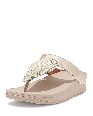 Women's Fino Thong Wedge Sandals