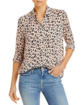 Rails - Josephine Animal Print Shirt