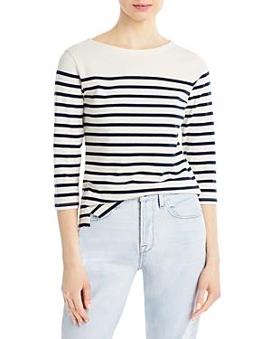 Frame Sweaters MARINER STRIPED TEE