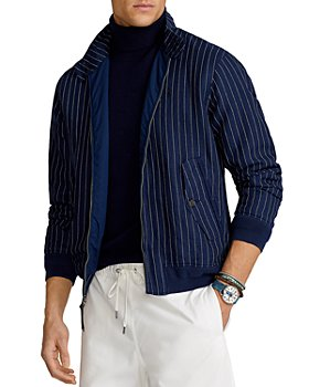 Polo Ralph Lauren - City Baracuda Pinstripe Linen Blend Twill Jacket