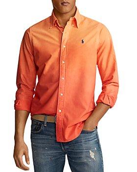 Polo Ralph Lauren - Dip Dyed Cotton Classic Fit Oxford Shirt