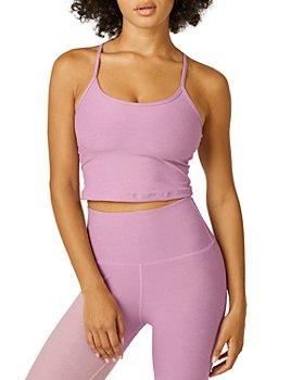Beyond Yoga - Space-Dye Racerback Cropped Top