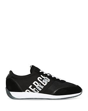 Bikkembergs Men's Jonas Low Top Nylon Sneakers