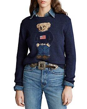 Ralph Lauren - Polo Bear Sweater