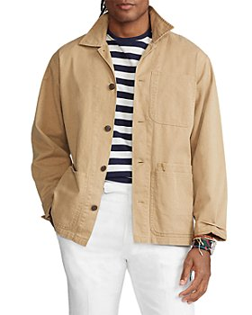 Polo Ralph Lauren - Twill Utility Overshirt