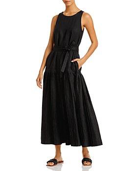 Rebecca Taylor - Tie Waist Maxi Dress