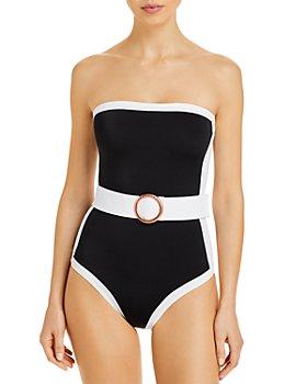 Alexandra Miro - Whitney Structured One Piece Swimsuit