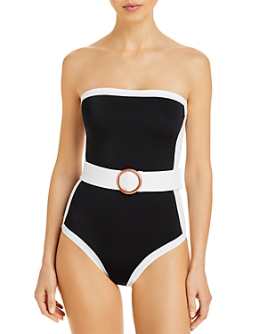 Whitney Structured One Piece Swimsuit