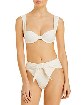 WeWoreWhat - Claudia Bikini Top & Riviera Bikini Bottom