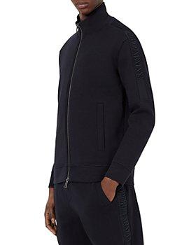 Armani - Felpa Zip Front Jacket